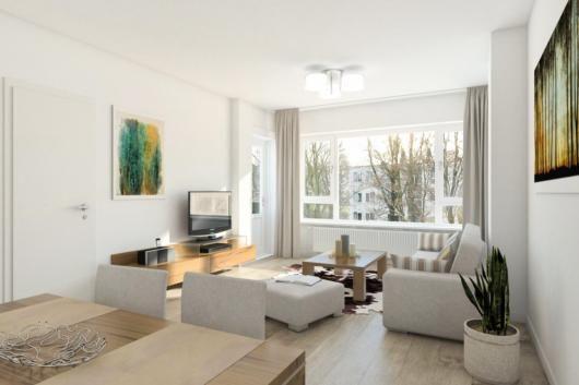 Hans Bentinckstraat 12A, Naarden: € 87.500,- k.k. - VERKOCHT