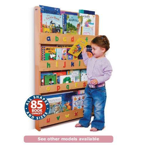 Tidy Books children's bookcase. Perfect storage for children's books - 18 Best Room Set-up-Kids Playroom Images On Pinterest