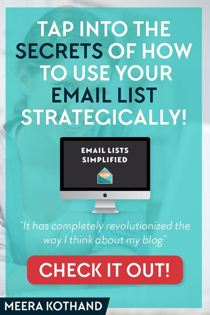 Do you feel overwhelmed trying to figure out how to grow your list and what emails to send?  You want to automate your emails and write sequences that your audience will crave for. You want to tap into the secrets of using your email list strategically but if only you knew where to start! Check out this course that will help you grow, nurture and profit from your email list!