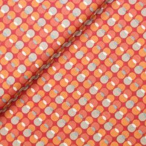 Baumwolle - Kreisdiagramm - orange