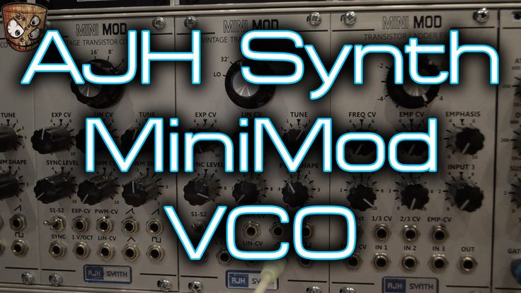 Here's the oscillator from the AJH Synth MiniMod voice which is truly one of the best synths I've heard (modular or otherwise). Not something I take to sayin...