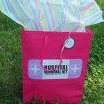 Hospital Gift Bag For New Mom