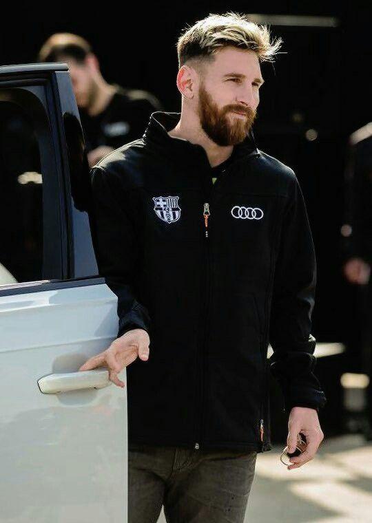 Leo Messi at Audi event - 27/10/16