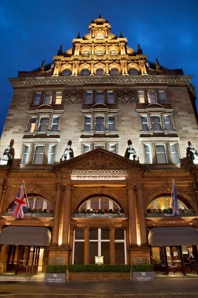 The Vintage Wedding Show, Waldorf Astoria Edinburgh - The Caledonian on Sunday 7th February, 11am-4pm