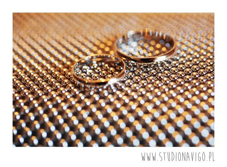 obrączki ślubne I wedding rings