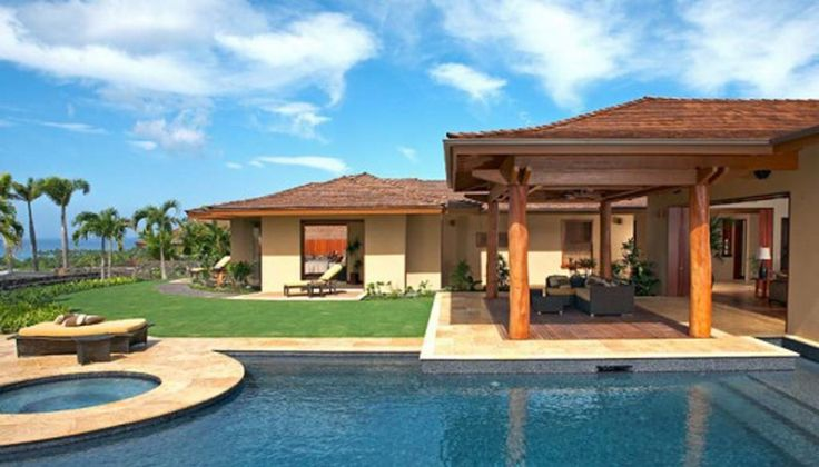 Pool outdoor-pool-house-designs-and-outdoor-living-space 27 Aweome Picture of Pool House Designs
