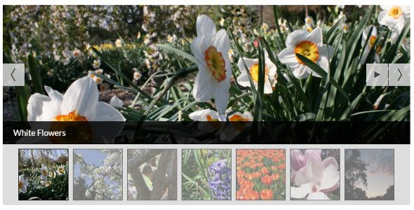 CameraCRETE - Responsive Image Slider for Concrete5 . CameraCRETE is a sleek, modern, responsive image slider with a lot of