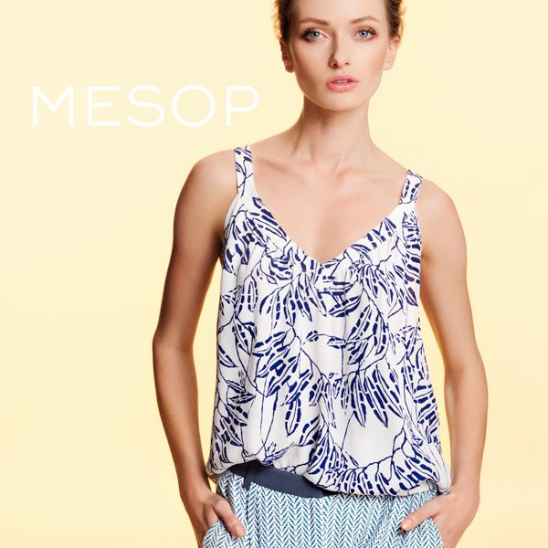 Mesop Summer collection in store now