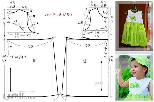 gráfico de la síntesis de costura hermoso bebé, exclusivo y detallado para la…