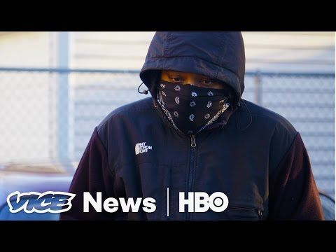 VICE News: Meet Gang Members From Chicago's West Side: VICE News Tonight (HBO)
