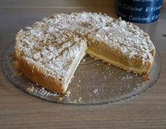 Apfelmus – Vanillepudding – Kuchen