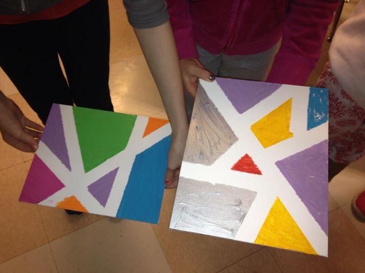 How Prepar Canvas Paint