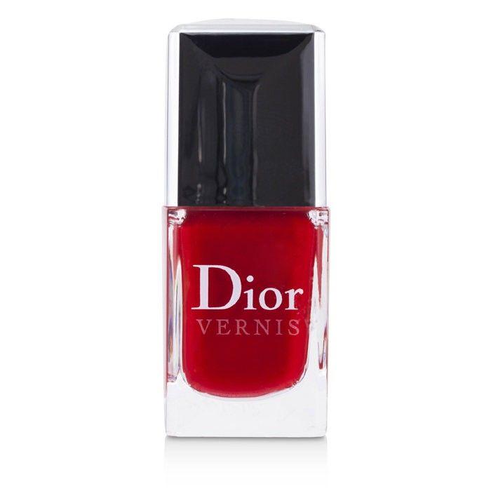 Christian Dior - Dior Vernis Haute Couleur Стойкий Лак для Ногтей - # 999 Red…
