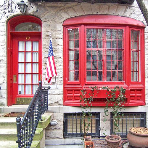What Does A Red Front Door Mean: 273 Best Images About Curb Appeal Front Door Decor