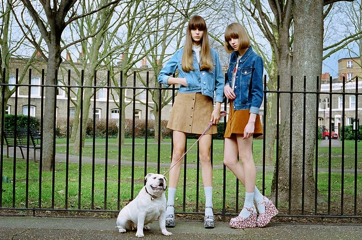 From the cool-girl appeal of the sixties to the soulful seventies, Margot and Viv take us on a journey through the enduring appeal of denim and why this mood is just so right for now.