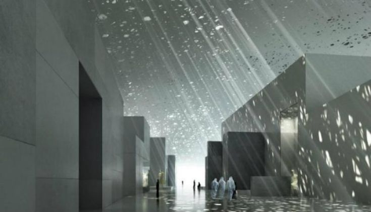 That's right, the recently opened Louvre Abu Dhabi is a lavish outpost of the famous French museum in the United Arab Emirates ➤ To see more news about luxury lifestyle visit Coveted Edition at www.covetedition.com #Covetedmagazine #louvremuseum #lelouvre #louvreabudhabi #abudhabi #museums #UAE