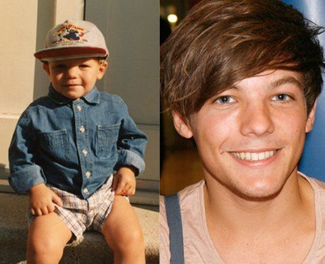 Baby Louis! He is so adorable!!!!