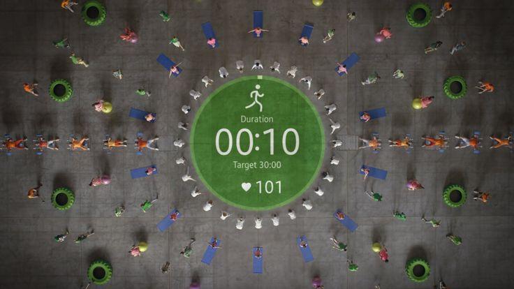Samsung Gear S2 - Turn the bezel
