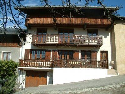 Large Village House, 6 Bedrooms, 3 Bathrooms, Garden. Balcony, Macot,La Plagne, Paradiski. Under 15 mins. To Chairlift.  €345,000/£280,106