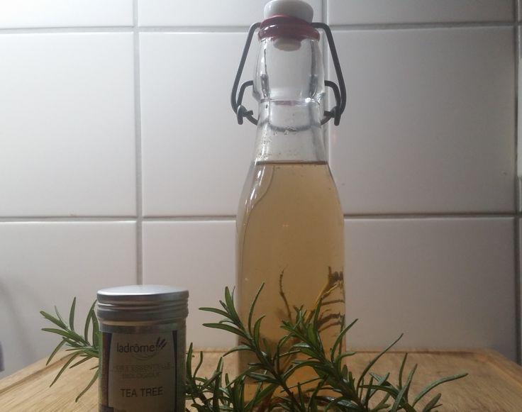 De allergoedkoopste #gezichtsreiniger en #tonic vnd je op www.zuinig-leven.nl #DIY #goedkoop #Huidverzorging #recept