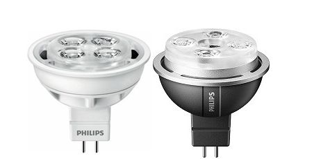 #Philips #LED #MR16 #Lamps – High Power #Lighting  Philips #LED MR16 lamps integrate high power LED #chips into a compact high efficiency form factor to replace traditional #halogen #lamps.