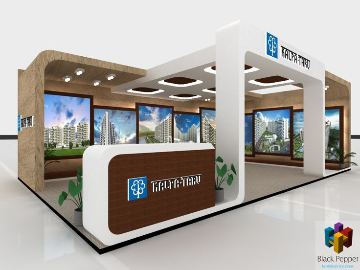 1 of my Best Exhibition Stand Design