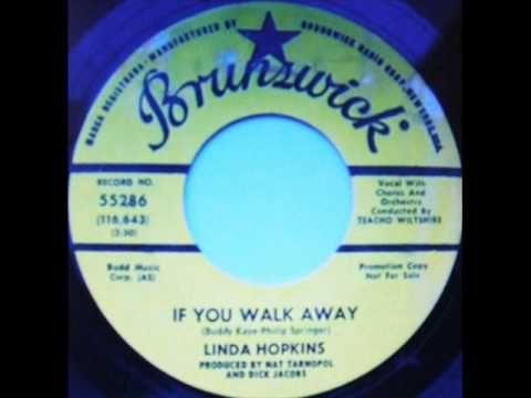 Linda Hopkins If You Walk Away - YouTube