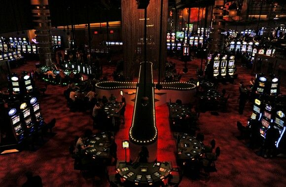 Yonkers casino nyc