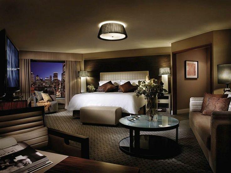 Four Seasons Hotel Suite ~ Sydney