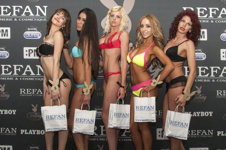 Playboy избра пет красавици във финалния кастинг за Playmate 2014 в :PM Club - Мода - Fame.Bg