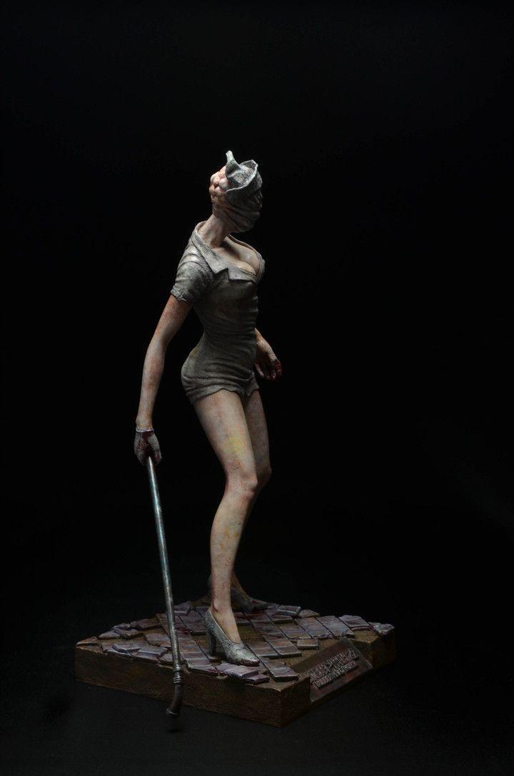 TINAMI - [モデル]怪物屋様 サイレントヒル バブルヘッドナース