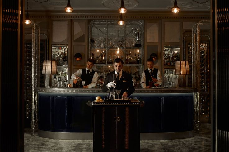 London officially has the world's best cocktail bar