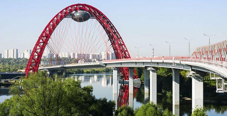 10 знаменитых мостов России