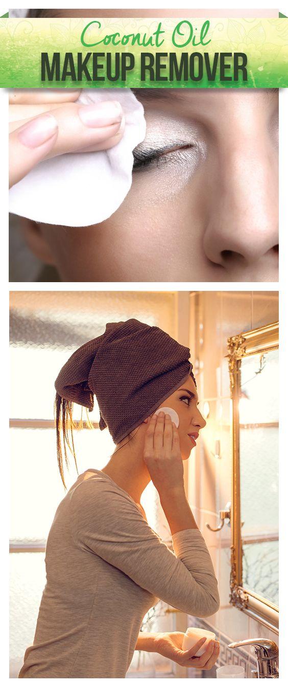 Best 25+ Coconut oil makeup remover ideas on Pinterest | Natural ...
