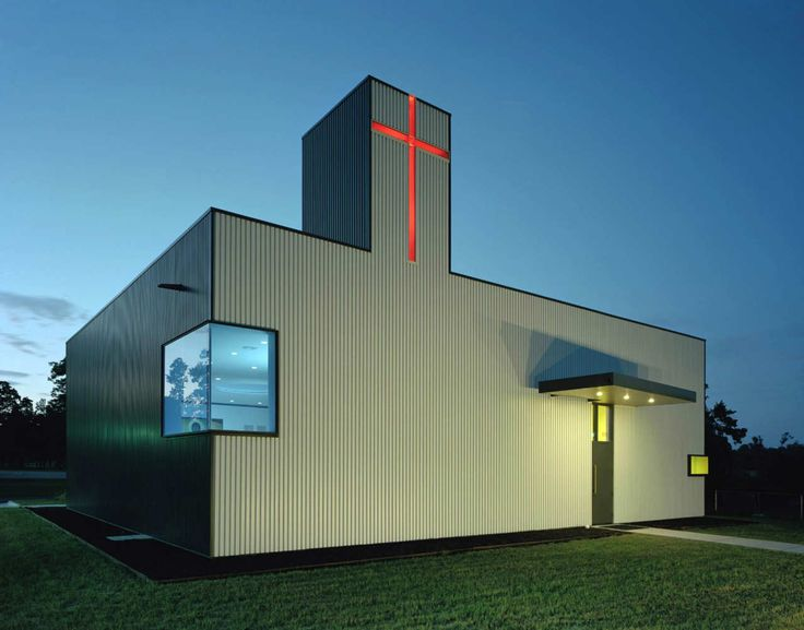 Gallery - St Nicholas Church / Marlon Blackwell Architect - 1