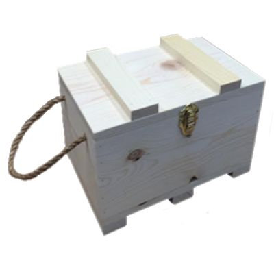 Handmade wooden crates for sale by North Rustic Design. 45 stock sizes and 17 color options. The best wood crates you will find for sale anywhere!