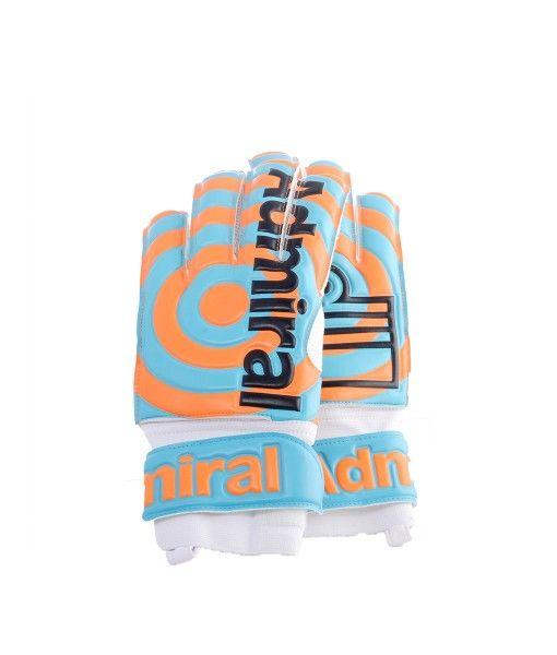 Svært pustende keeperhansker med elastisk bandasje på håndleddende.  #sportsklær #treningsutstyr #nettbutikk #admiral #sportswear #trening #kamp #håndball #fotball #treningsutstyr