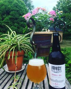 Frost Beer Works 'Double IPA Research Series: Blush'