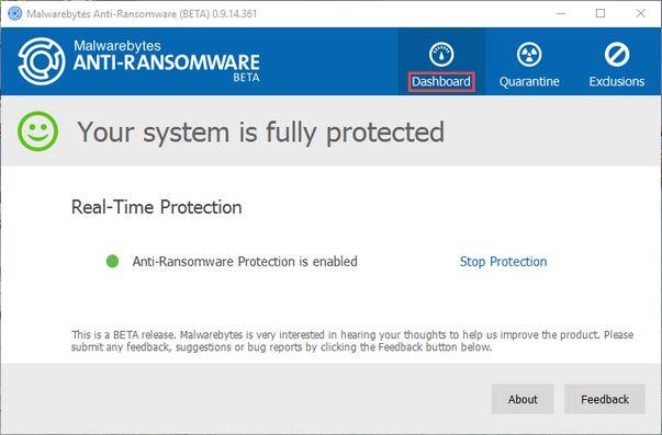 protezione attiva contro i ransomware con Malwarebytes Anti-Ransomware | Sicurezza informatica