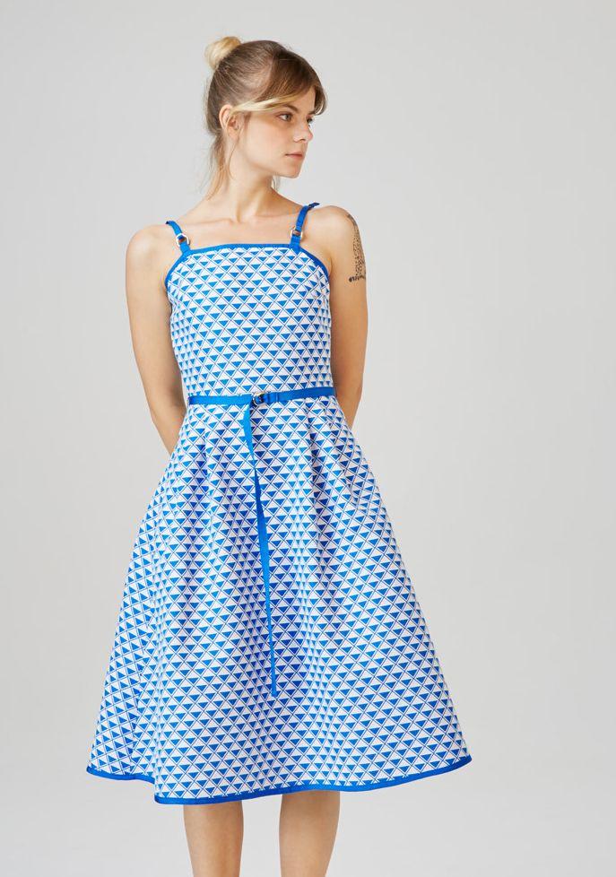 AKALI - midi dress