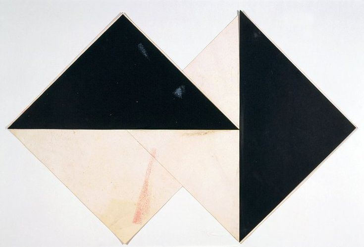 Lygia Clark Superficie Modulada, 1958 Collage on cardboard Unframed: 42.5 x 63 cm / 16 3/4 x 24 3/4 ins Alison Jacques Gallery