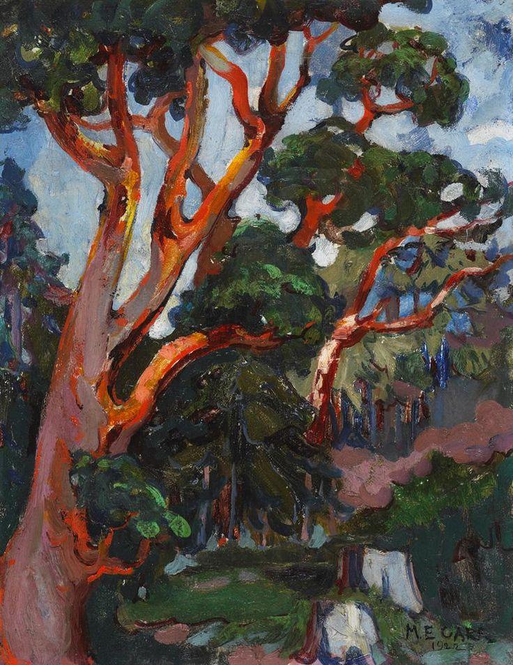 Arbutus Tree (1922) - Emily Carr