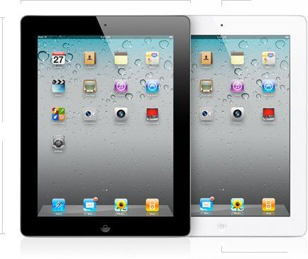 The iPad can also be used as a communication board or augmentative communication device.
