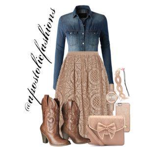 Apostolic Fashions #1574