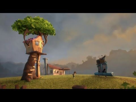 "Check out this adorable and heart-warming 3D Animated Short film called ""Embarked"" about a tree house and the kids that love it, created by the talented team..."
