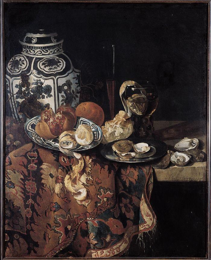 Barend Van Der Meer Stilleven 1650 1699 Skokloster Zweden Painting Art Still Life Art
