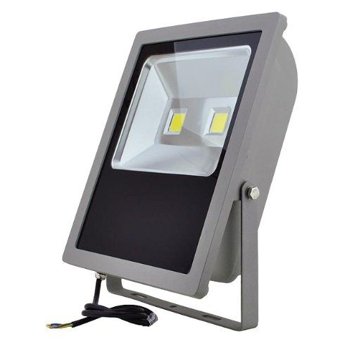 black friday led outdoor security floodlight fixture white from cyber monday