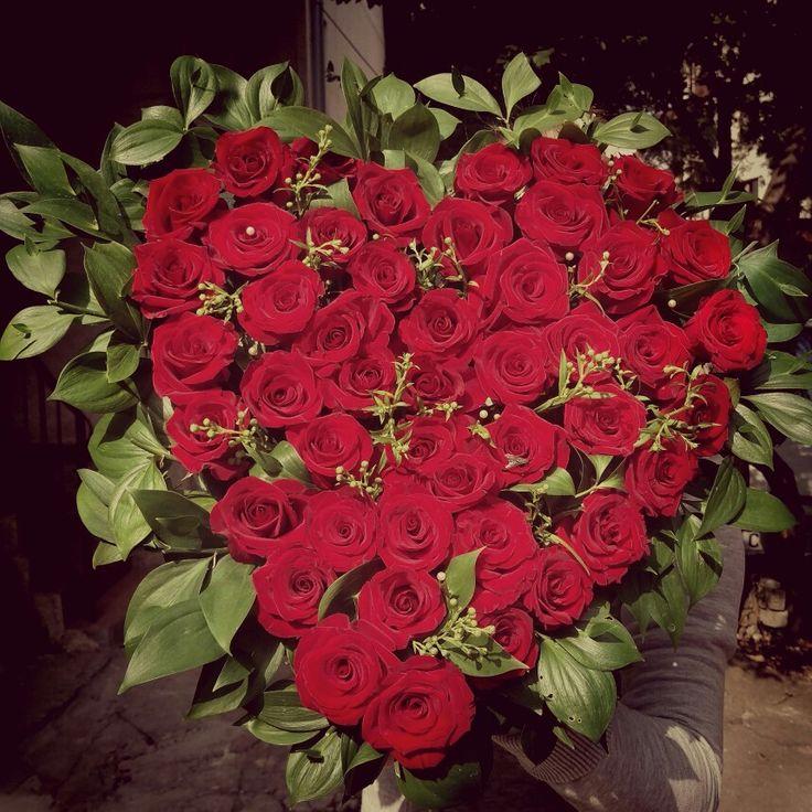 My flower heart