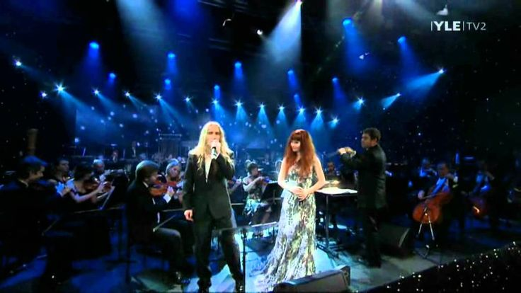 Johanna Kurkela & Jarkko Ahola - Ave Maria live @ Jouluksi Kotiin