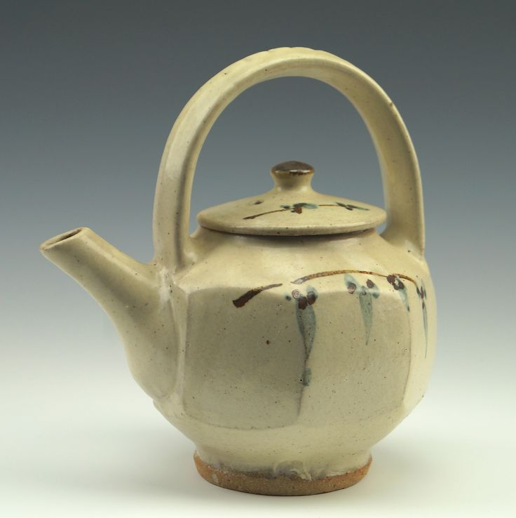 Jim Malone  |  Faceted teapot.